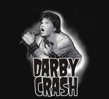 Darby Crash W by Alternative Art Steve
