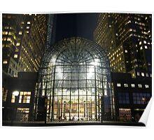 Winter Garden, World Financial Center, New York  Poster