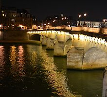 Bright Lights of Paris by Miln3y