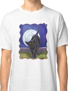 Animal Parade Black Cat Classic T-Shirt