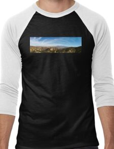 Los Padres National Forest Men's Baseball ¾ T-Shirt