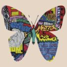 Butterfly by forcertain