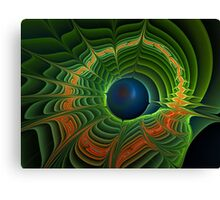 Keeping Our World Green Canvas Print
