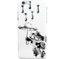 'Summer Rain' iPhone Case/Skin