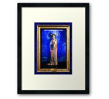 Miss. Liberty Framed Print