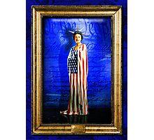 Miss. Liberty Photographic Print
