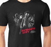 Burger City Unisex T-Shirt
