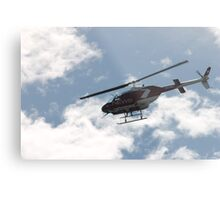 channel 7 helicopter Metal Print