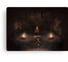 It's dangerous to go Alone (No text!!) (25 only!) Canvas Print
