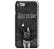 "Steve Jobs Says: ""Screw You Jar Jar Binks"" iPhone Case/Skin"
