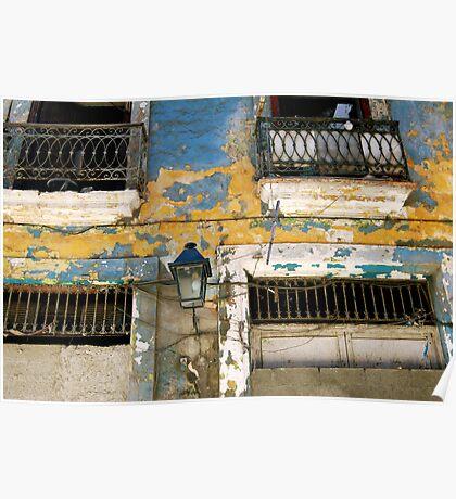 Havana Facade Poster