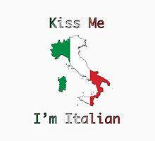 Kiss Me I'm Italian Unisex T-Shirt