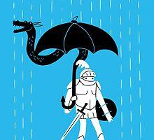 Dragonbrella by obinsun