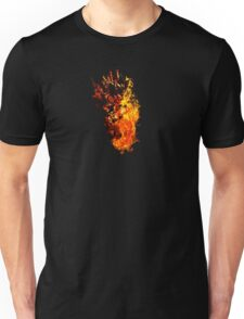I Will Burn You - Text Edition Unisex T-Shirt