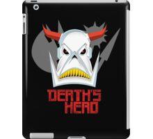 Death's Head - Colour iPad Case/Skin