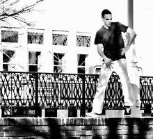 Dance like nobody's watching by Scott Mitchell