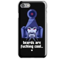 """Transformers - """"Scourge"""" (with Slogan) iPhone Case/Skin"""