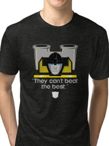 "Transformers - ""Sunstreaker (with Motto)"" Tri-blend T-Shirt"