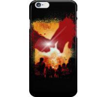 DEADBUNNEH - apocalypse BLACK iPhone Case/Skin