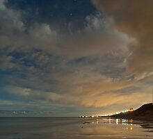 Orion above Sellicks Beach by pablosvista2