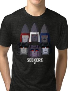 "Transformers - ""Seekers (Group)"" Tri-blend T-Shirt"