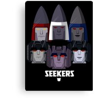 "Transformers - ""Seekers (Group)"" Canvas Print"