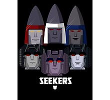 "Transformers - ""Seekers (Group)"" Photographic Print"