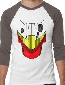 Hide the Transformer Inside: Waverider Men's Baseball ¾ T-Shirt