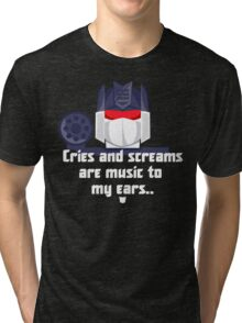 "Transformers - ""Soundwave"" Tri-blend T-Shirt"