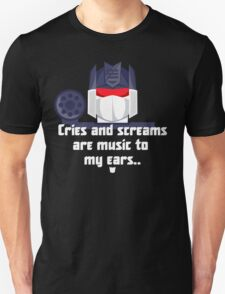 "Transformers - ""Soundwave"" T-Shirt"