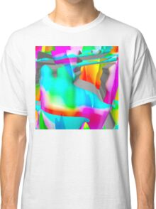 Gradient Frenzy Classic T-Shirt