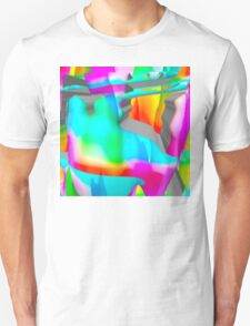 Gradient Frenzy T-Shirt
