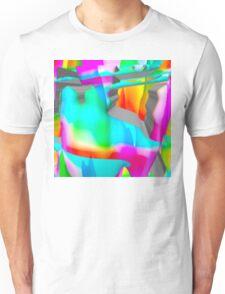 Gradient Frenzy Unisex T-Shirt