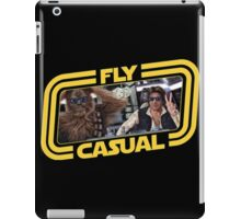 Smugglers who fly....  iPad Case/Skin