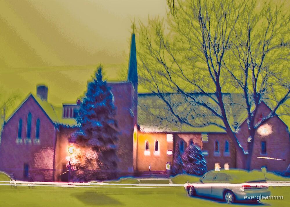 Methodist Church by evergleammm