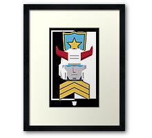 "Transformers - ""Prowl"" Framed Print"