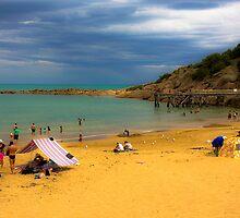 Summer holidays at Port Elliot, South Australia by Elana Bailey