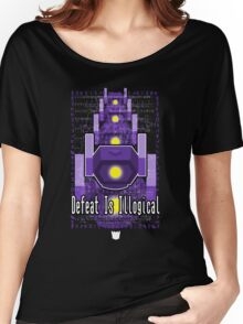 """Transformers - """"Shockwave"""" Women's Relaxed Fit T-Shirt"""