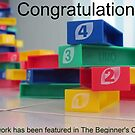 The Beginner's Corner - featured image banner by FrogGirl