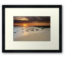 """""""Subtleties"""" ∞ Shellharbour, NSW - Australia Framed Print"""