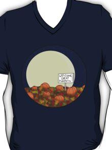 Welcome Great Pumpkin! T-Shirt