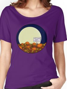 Welcome Great Pumpkin! Women's Relaxed Fit T-Shirt