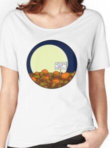 Welcome Great Pumpkin! Women's Relaxed Fit T-Shirt