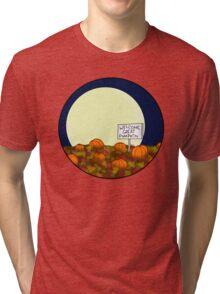 Welcome Great Pumpkin! Tri-blend T-Shirt