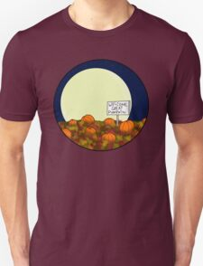 Welcome Great Pumpkin! Unisex T-Shirt