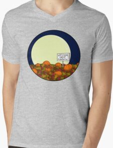 Welcome Great Pumpkin! Mens V-Neck T-Shirt