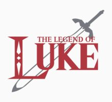 The Legend of Luke Kids Clothes