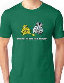 Not The Droids Unisex T-Shirt