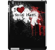 Serial Killers iPad Case/Skin
