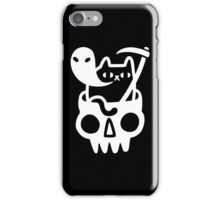 Doom Cat iPhone Case/Skin